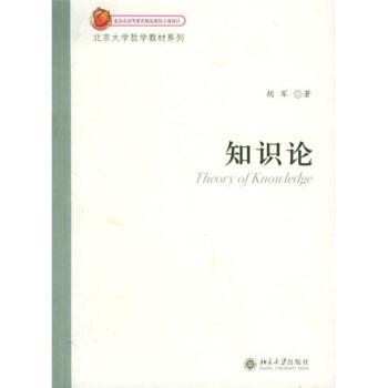 北京大学哲学教材系列:知识论