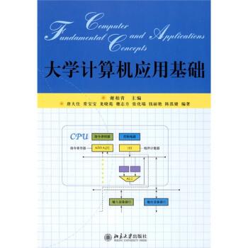 大学计算机应用基础 pdf epub mobi 下载