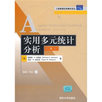 工商管理优秀教材译丛·管理学系列:实用多元统计分析(第6版) [Applied Multivariate Statistical Analysis,6e] pdf epub mobi 下载