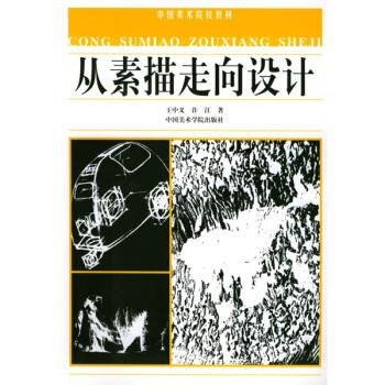 中国美术院校教材:从素描走向设计 pdf epub mobi 下载