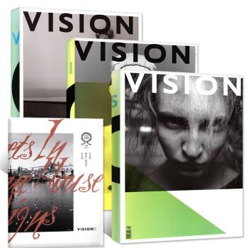 【赠副刊】青年视觉VISION杂志2018年1.2/3.4/5.6月共3本打包 双月刊艺术期刊 pdf epub mobi 下载