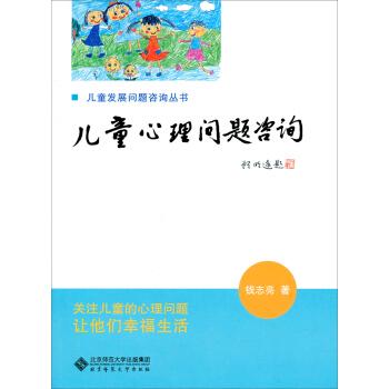 儿童发展问题咨询丛书:儿童心理问题咨询