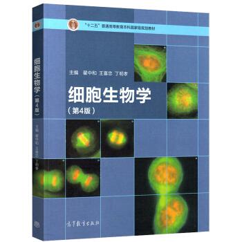 北京大学 细胞生物学 翟中和 第4版 高等教育出版社 全彩色印刷图文并茂
