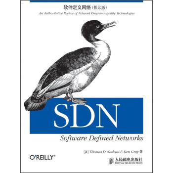 O'Reilly:软件定义网络(影印版) [SDN:Software Defined Networks] pdf epub mobi 下载