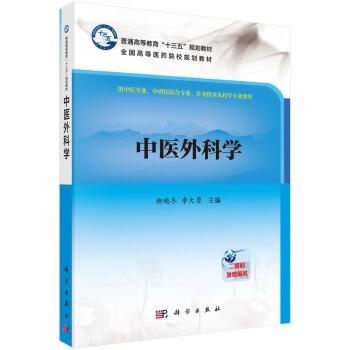 中医外科学 pdf epub mobi 下载