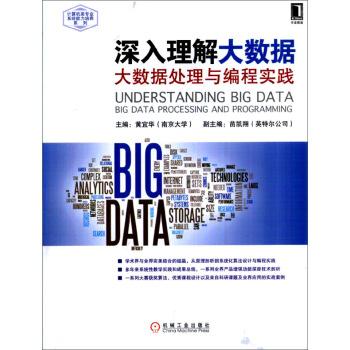 深入理解大数据:大数据处理与编程实践 pdf epub mobi 下载