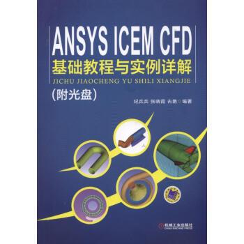 ANSYS ICEM CFD 基础教程与实例详解(附光盘) pdf epub mobi 下载