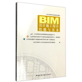 BIM设计施工综合技能与实务 pdf epub mobi 下载