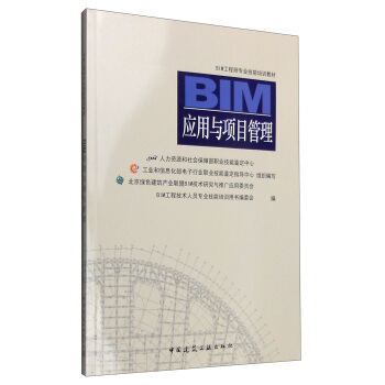 BIM应用与项目管理 pdf epub mobi 下载