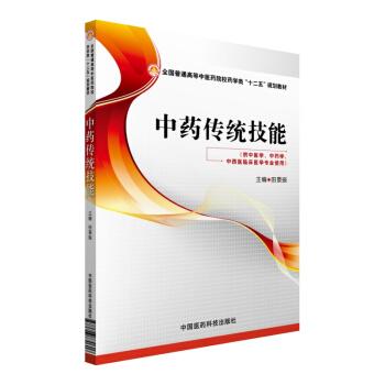 中药传统技能 pdf epub mobi 下载