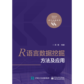 R语言数据挖掘方法及应用 pdf epub mobi 下载
