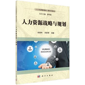 人力资源战略与规划 pdf epub mobi 下载