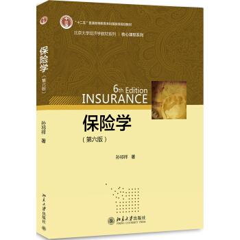 保险学(第六版) pdf epub mobi 下载