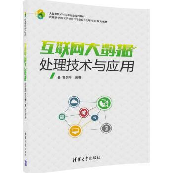 互联网大数据处理技术与应用/大数据技术与应用专业规划教材 pdf epub mobi 下载