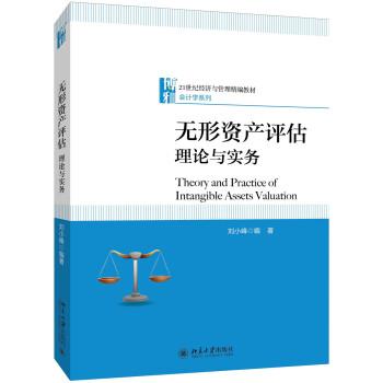 无形资产评估:理论与实务 pdf epub mobi 下载