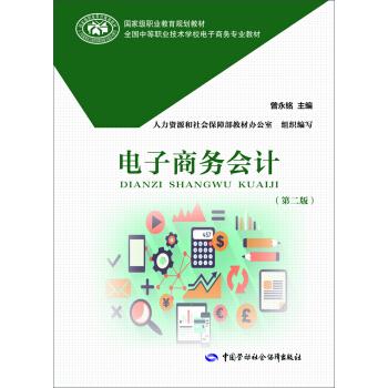 电子商务会计(第二版) pdf epub mobi 下载
