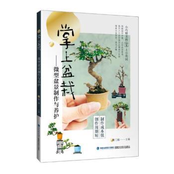 掌上盆栽:微型盆景制作与养护 家居 书籍 pdf epub mobi 下载